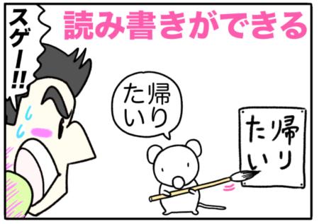 literate(読み書きができる)