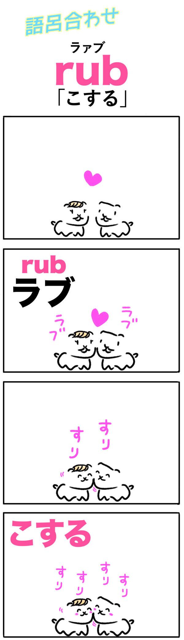 rubの覚え方
