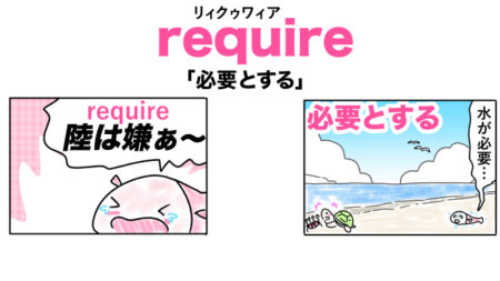 require 覚え方