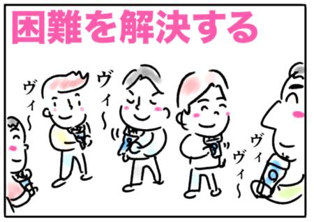 solve(困難を解決する)