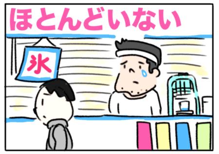 few(ほとんどいない)