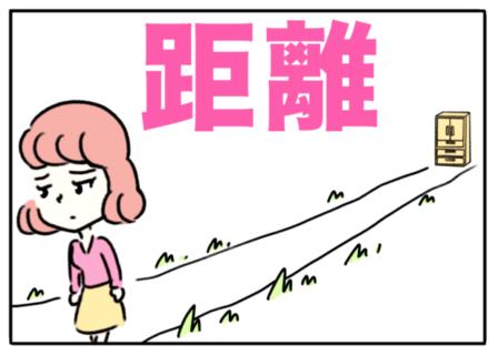 distance(距離) の語呂合わせ英単語