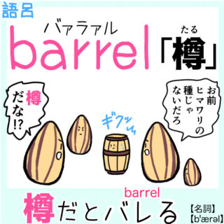 barrel(樽)