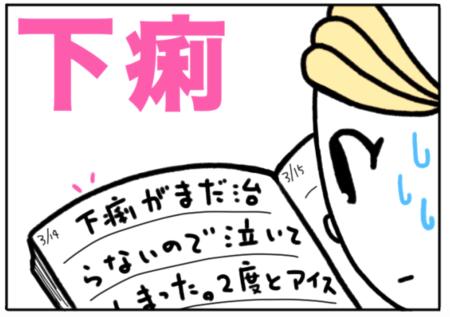 diarrhea(下痢)